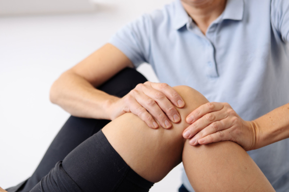 Tops Health Physiotherapy Knee Treatment